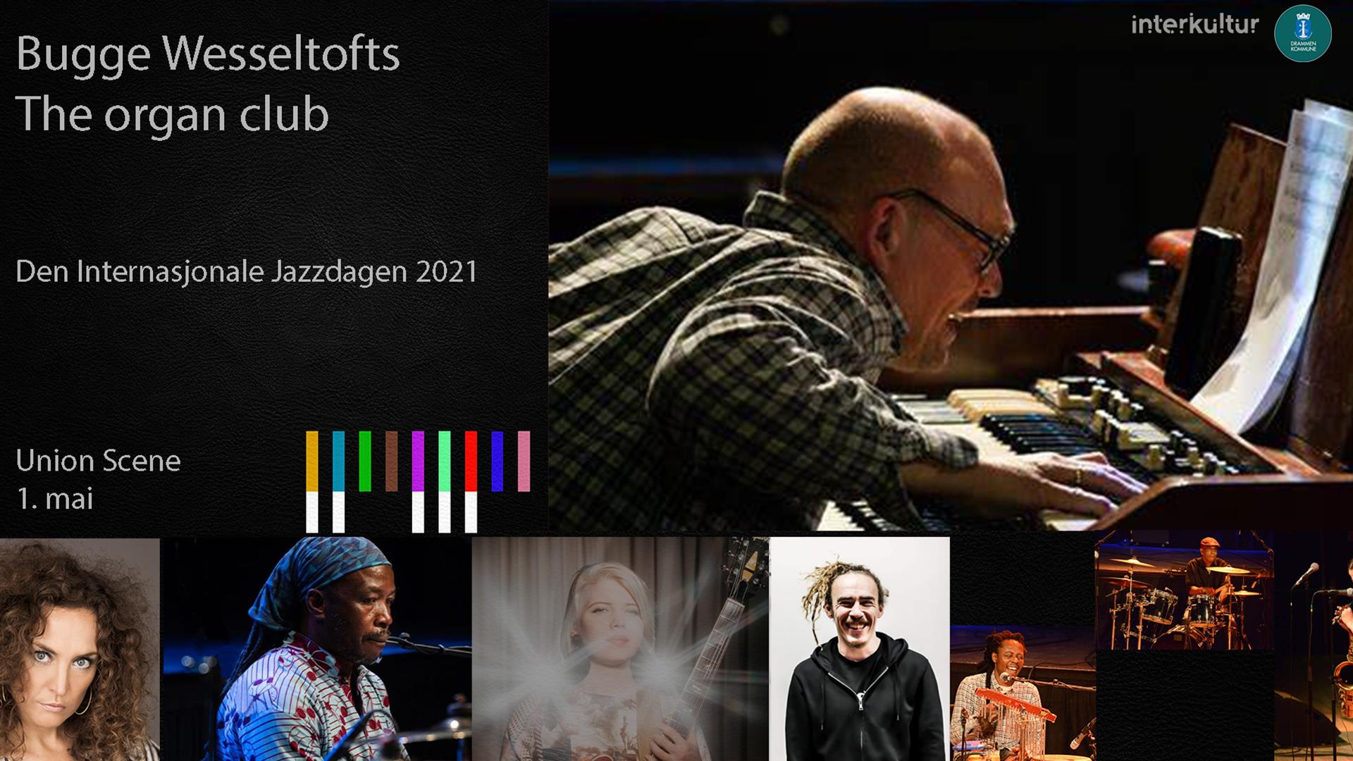 Bugge Wesseltofts The Organ Club