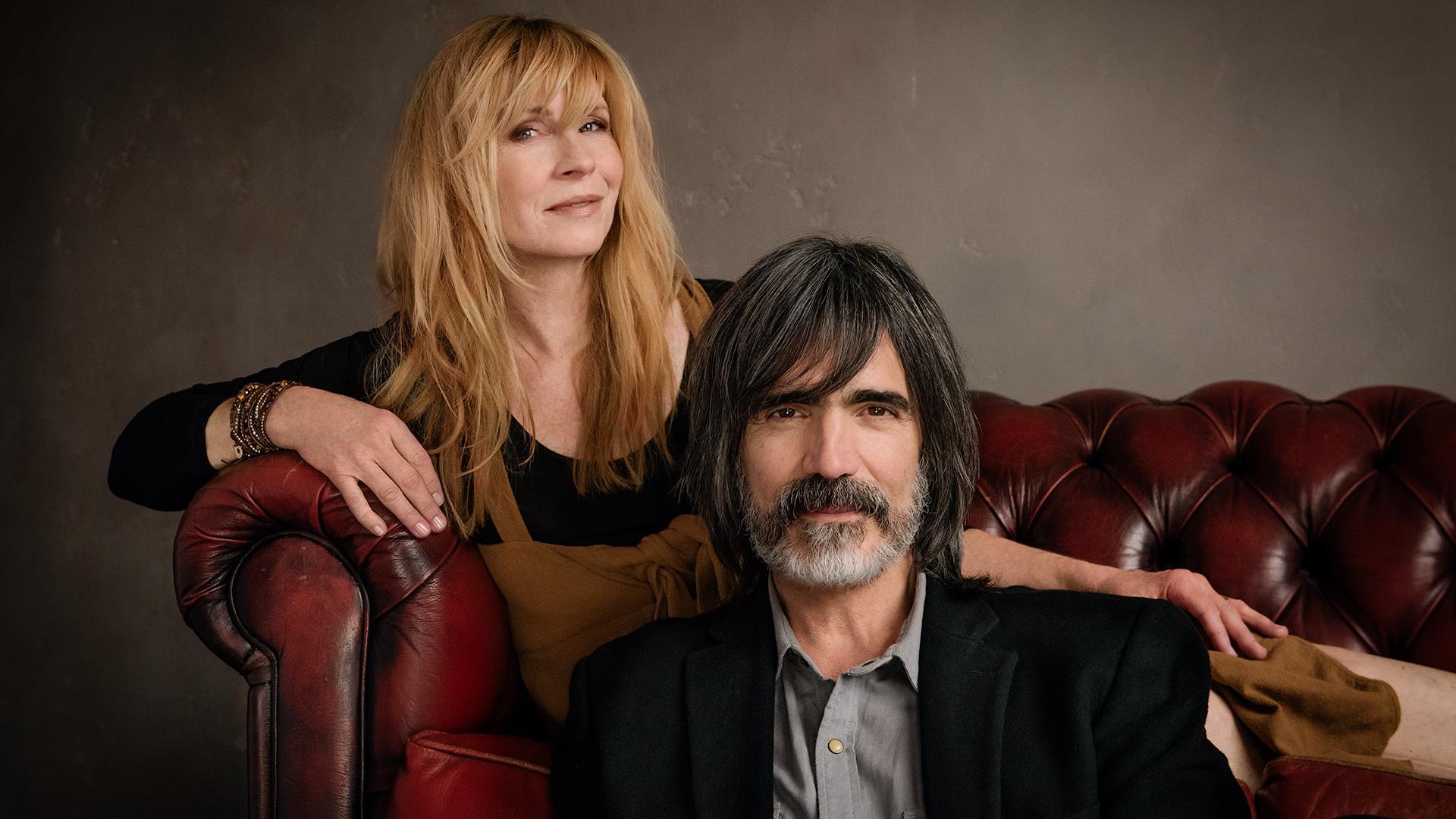 Larry Campbell og Teresa Williams