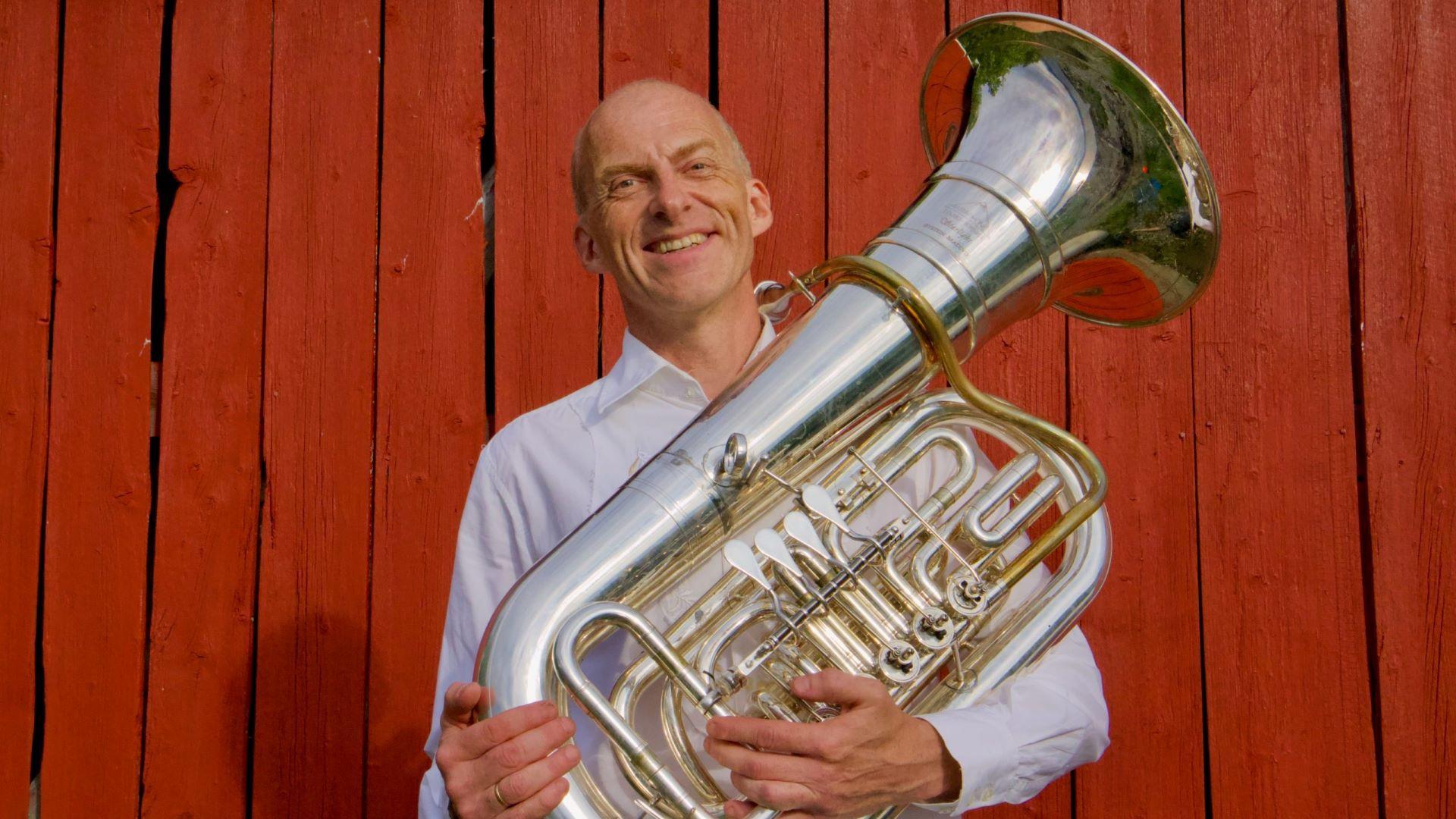 Skui Brass og Øystein Baadsvik
