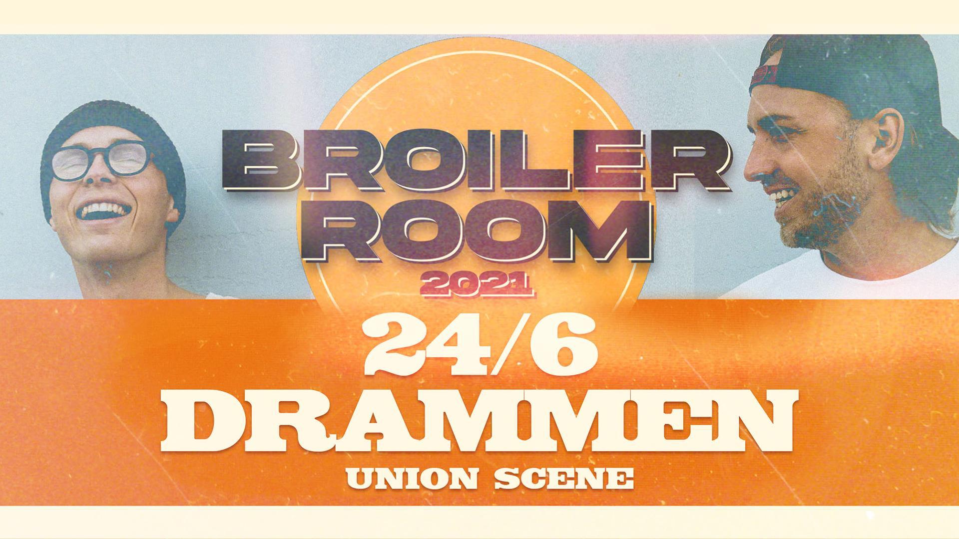 Broiler Room 2021