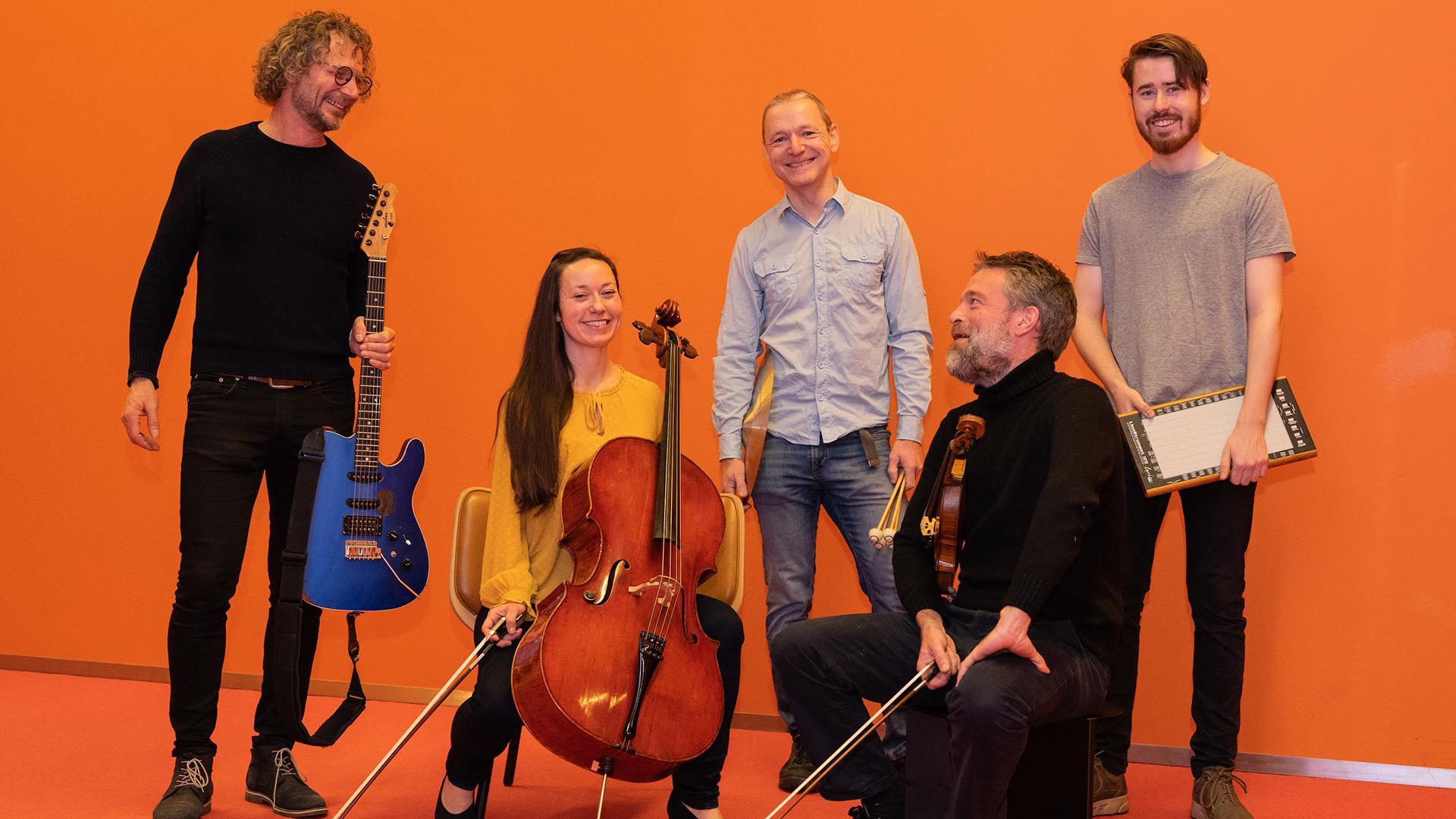 Bjørn Charles Dreyer Ensemble