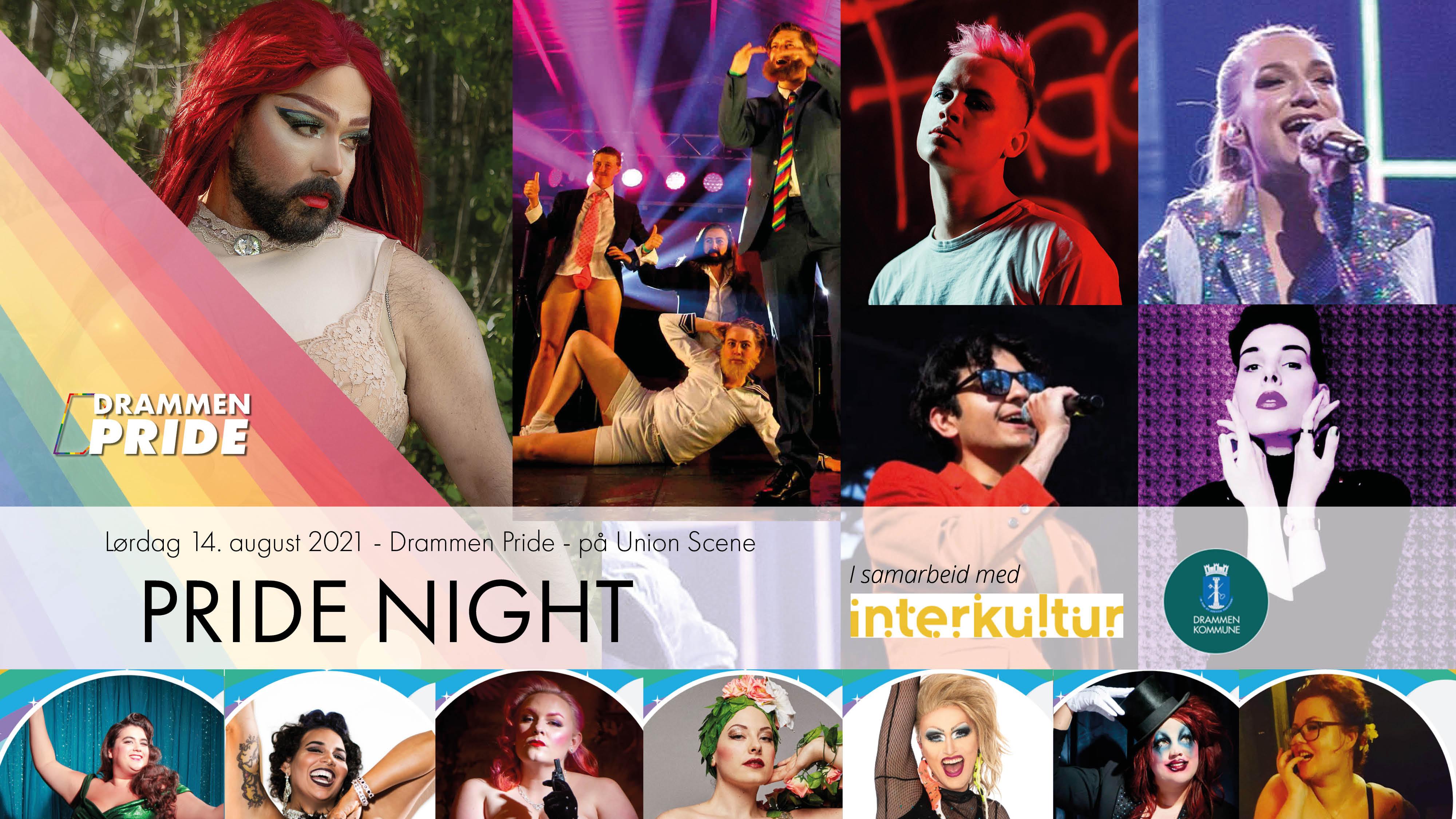 Drammen Pride Night 2021