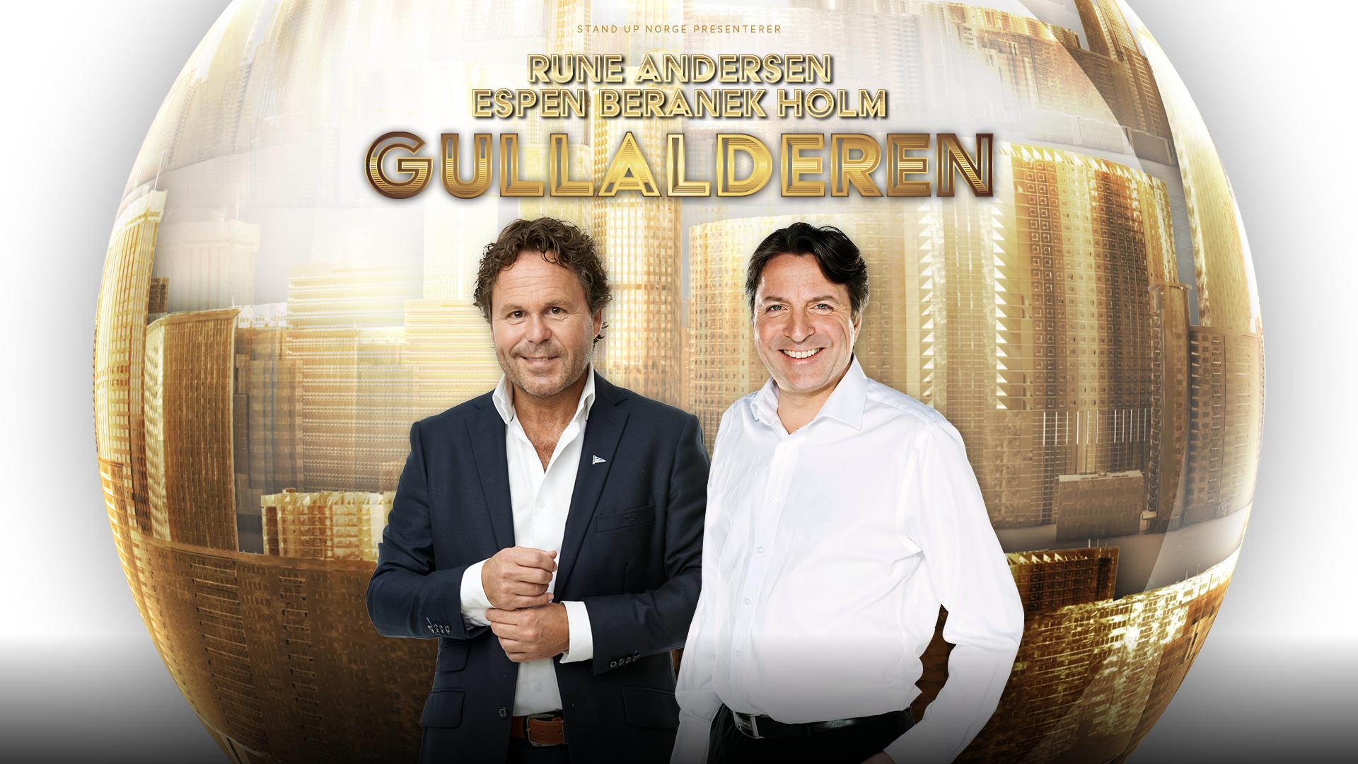 Rune Andersen & Espen Beranek Holm