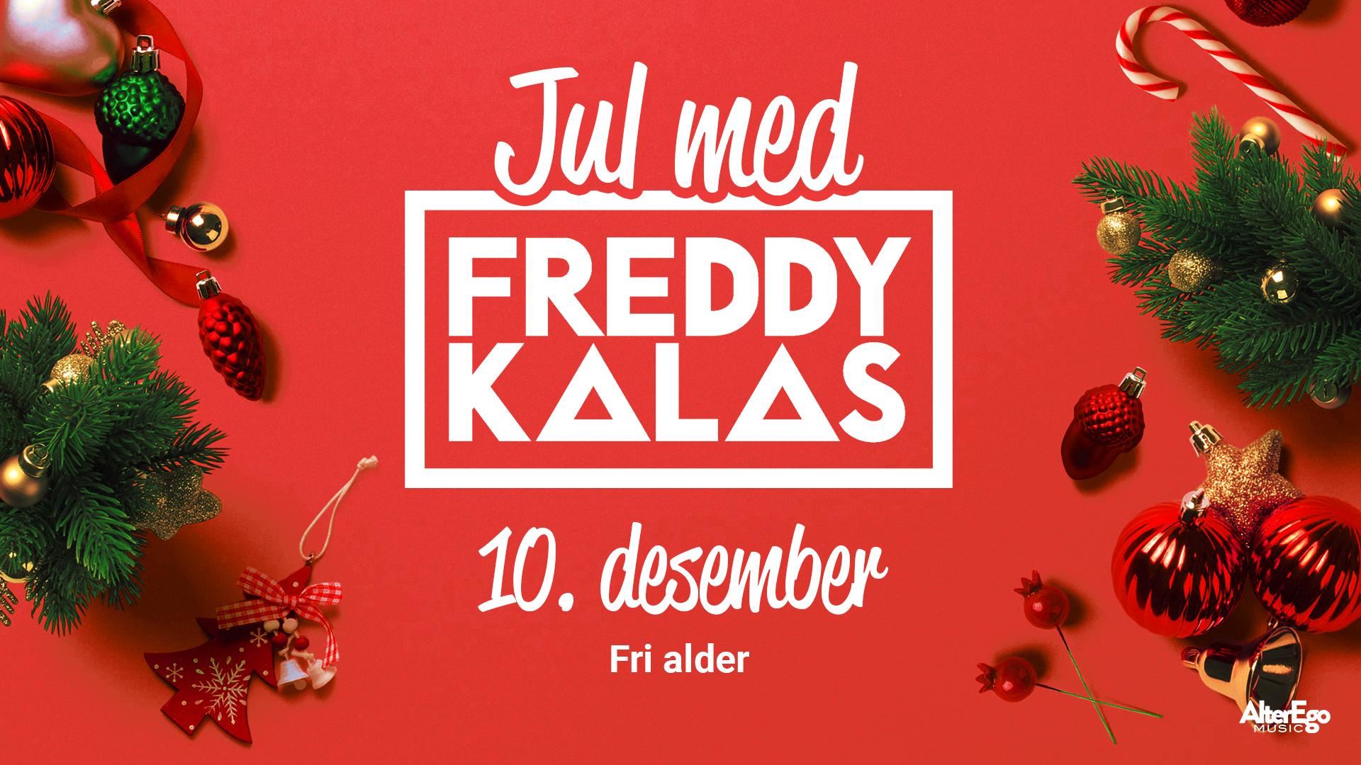 Jul med Kalas (Fri alder)