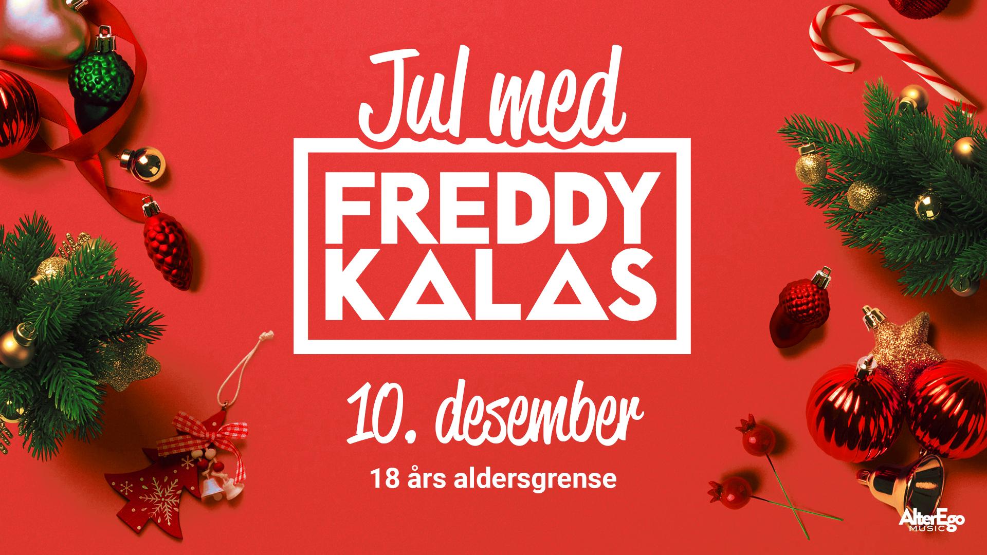 Jul med Kalas (Over 18)