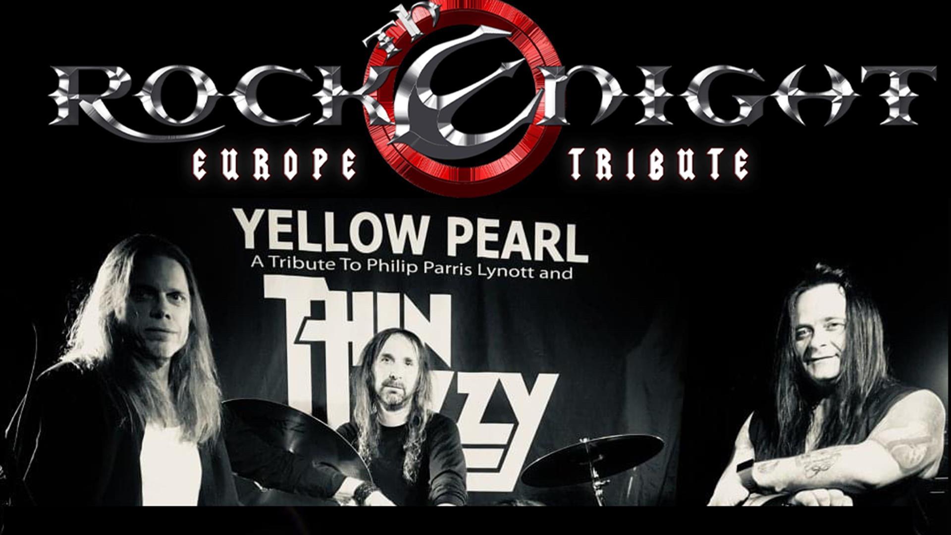 Europe og Thin Lizzy – Tribute Night