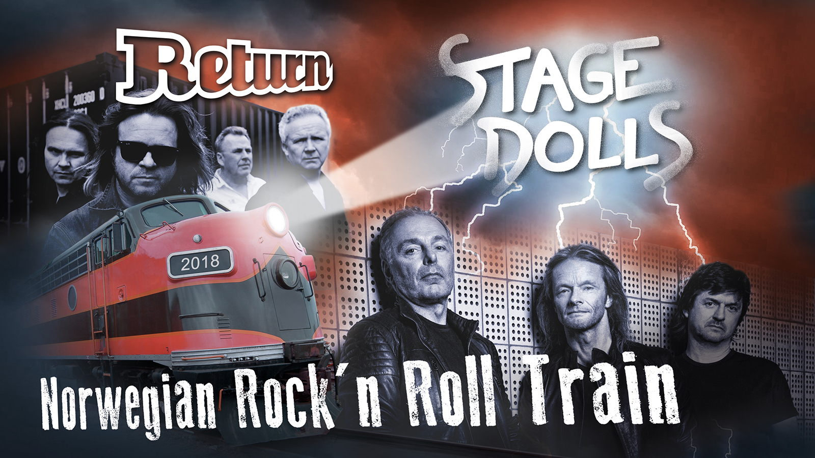 Stage Dolls  Return