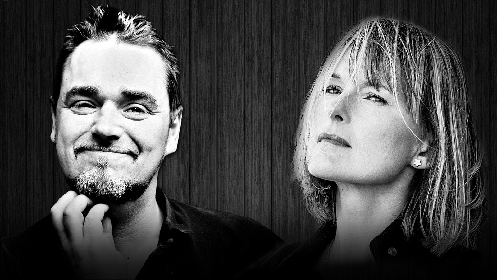 Jack Vresswijk og Cajsa Stina Åkerström