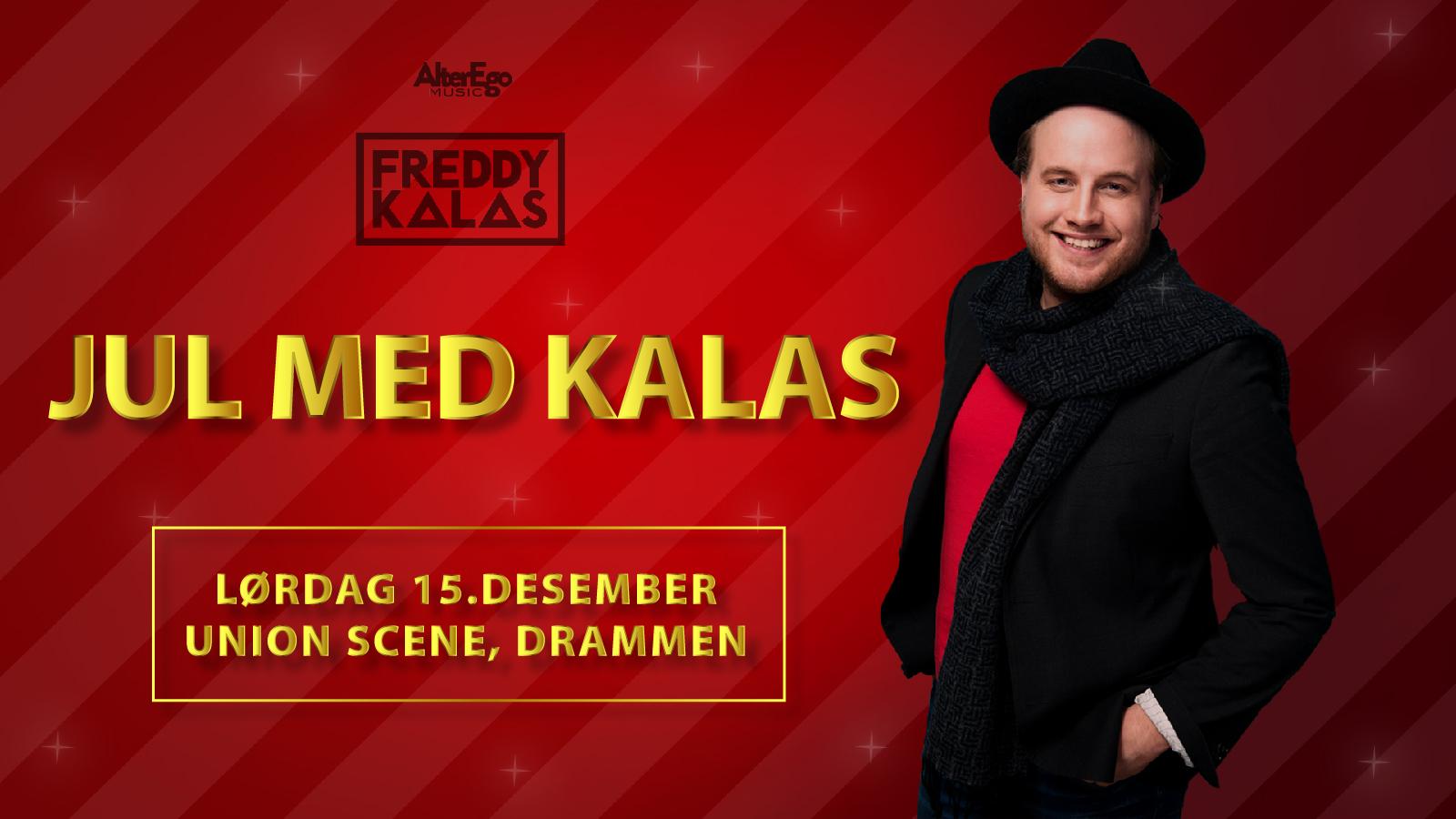 Jul med Kalas (18 års aldersgrense)