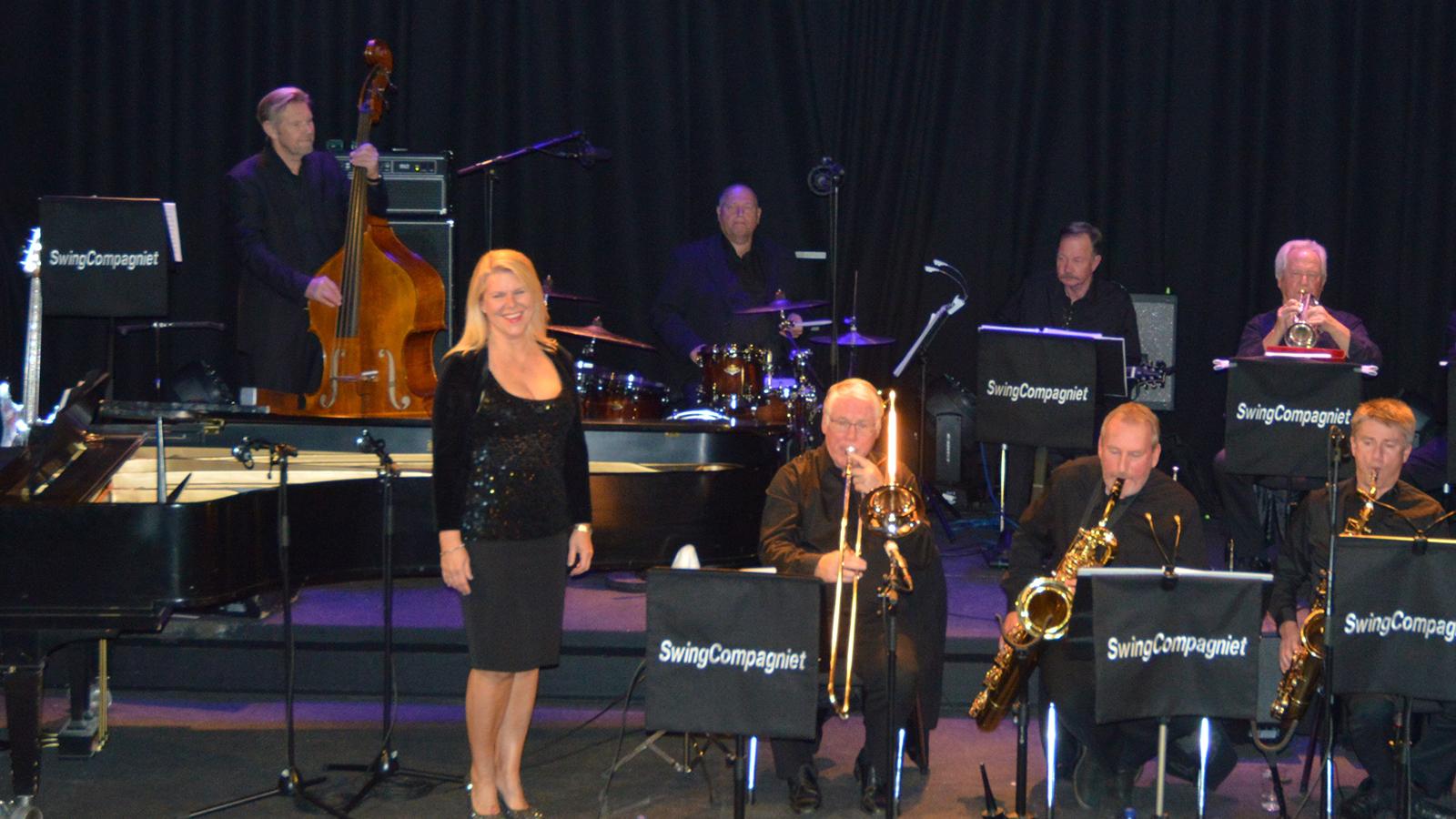 SwingCompaniet med gjest: Live Foyn Friis
