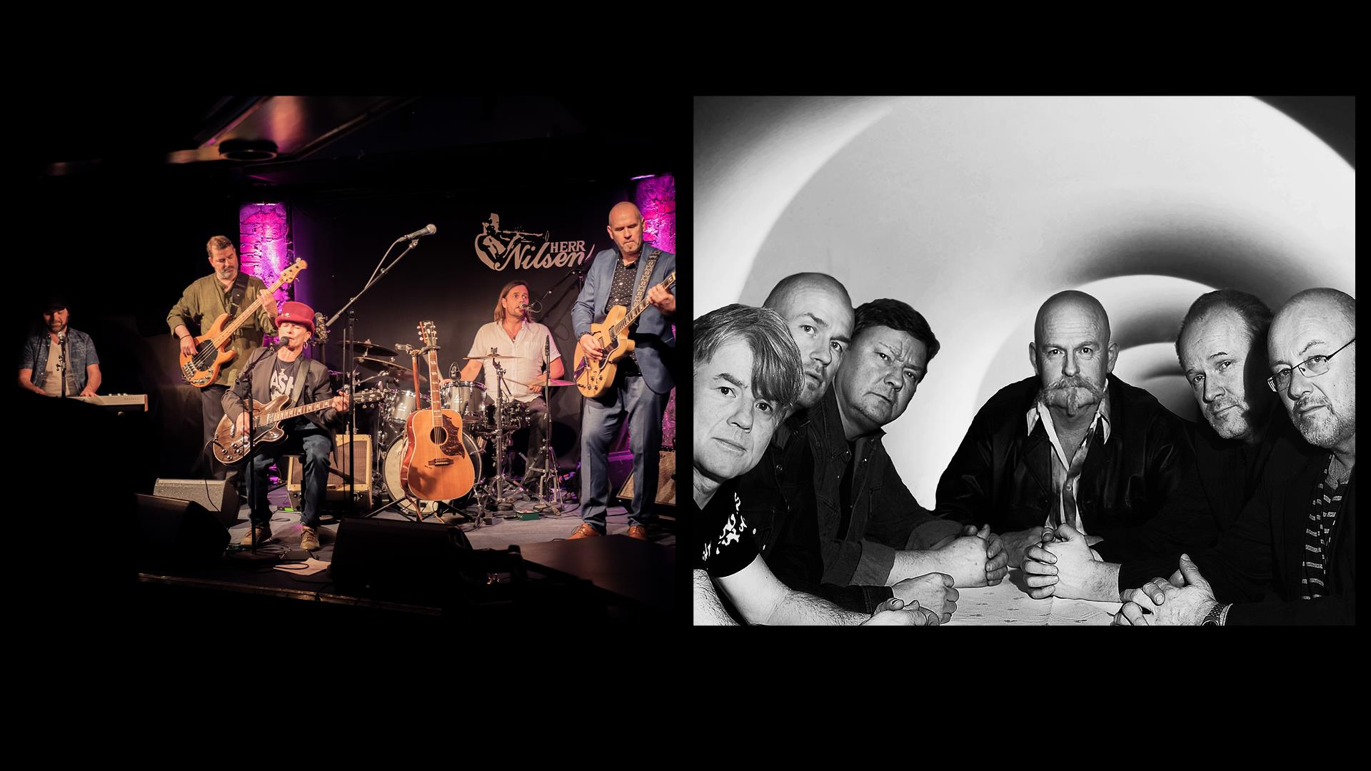 Remme Brothers Band og Olè Ask & Yellow Cabs
