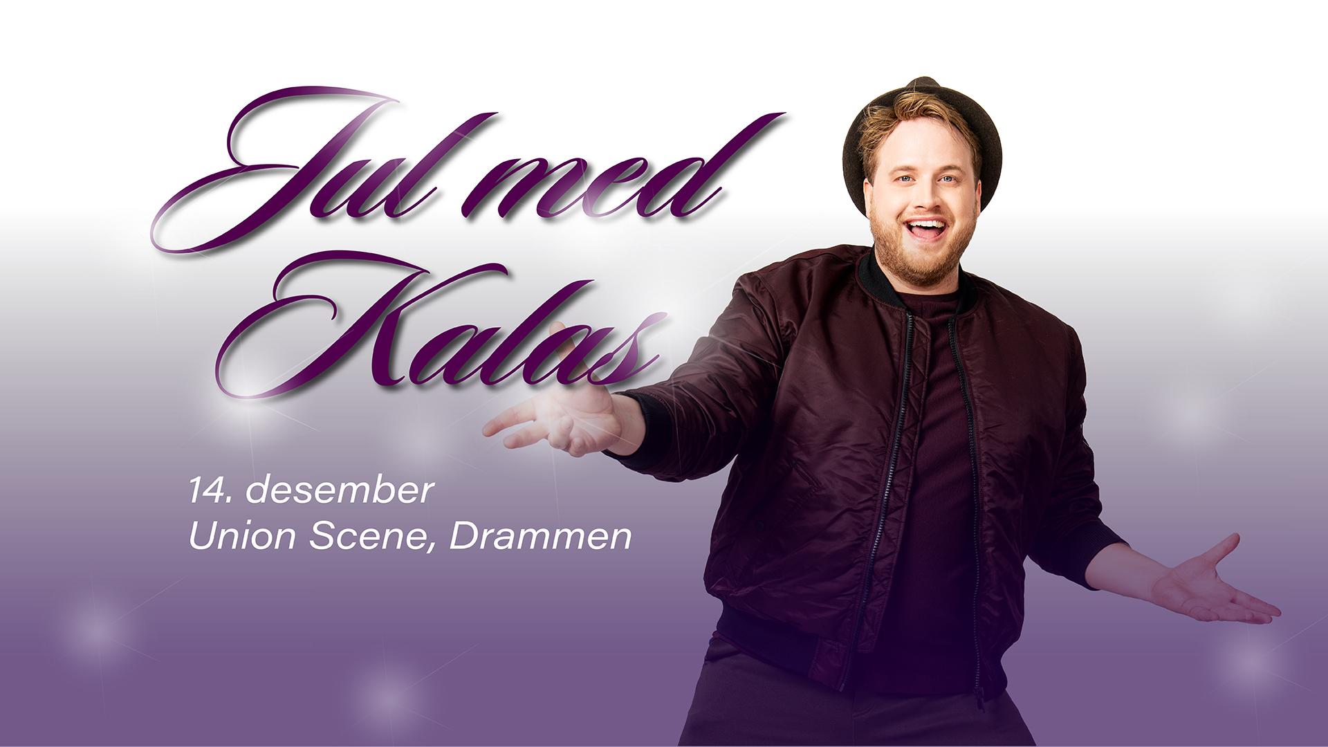 Jul med Kalas (Familiekonsert)