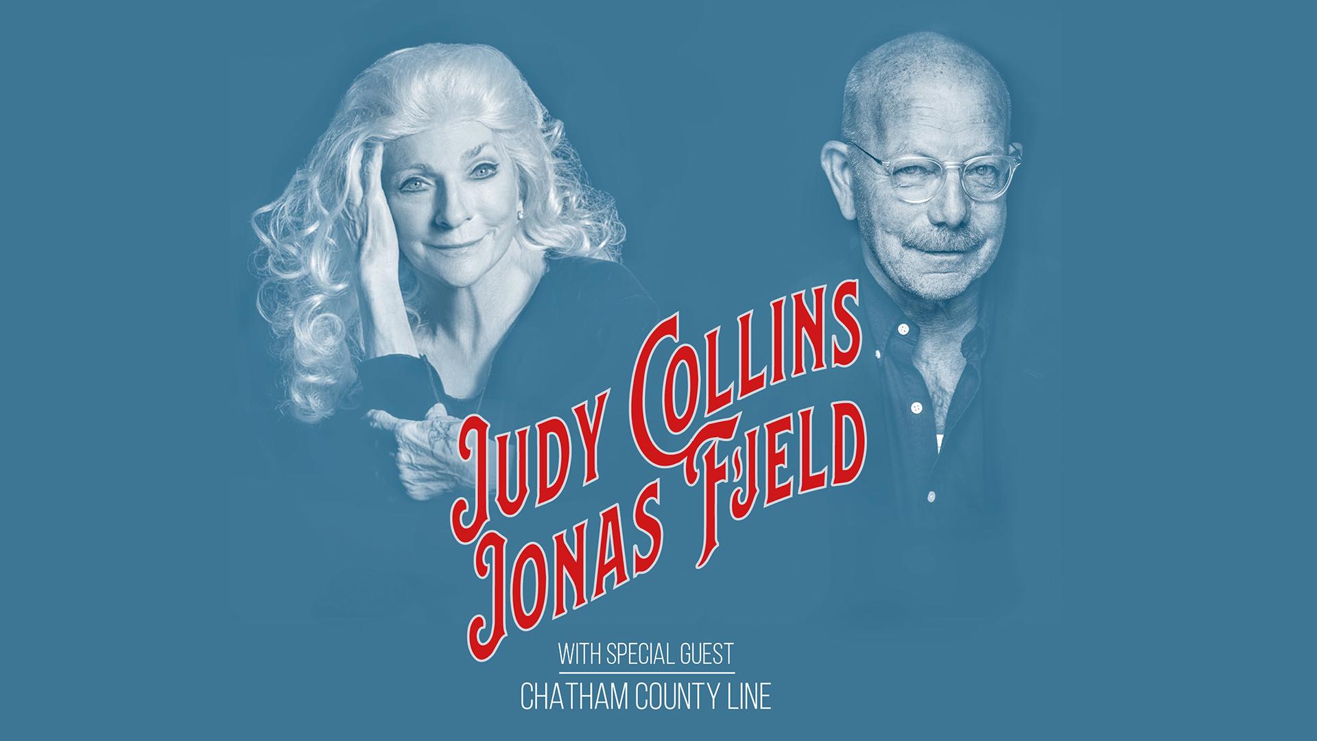 Judy Collins og Jonas Fjeld