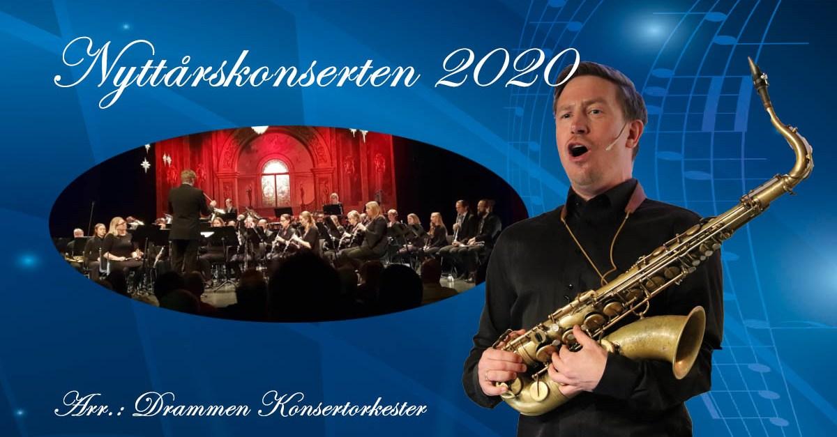 Nyttårskonserten 2020