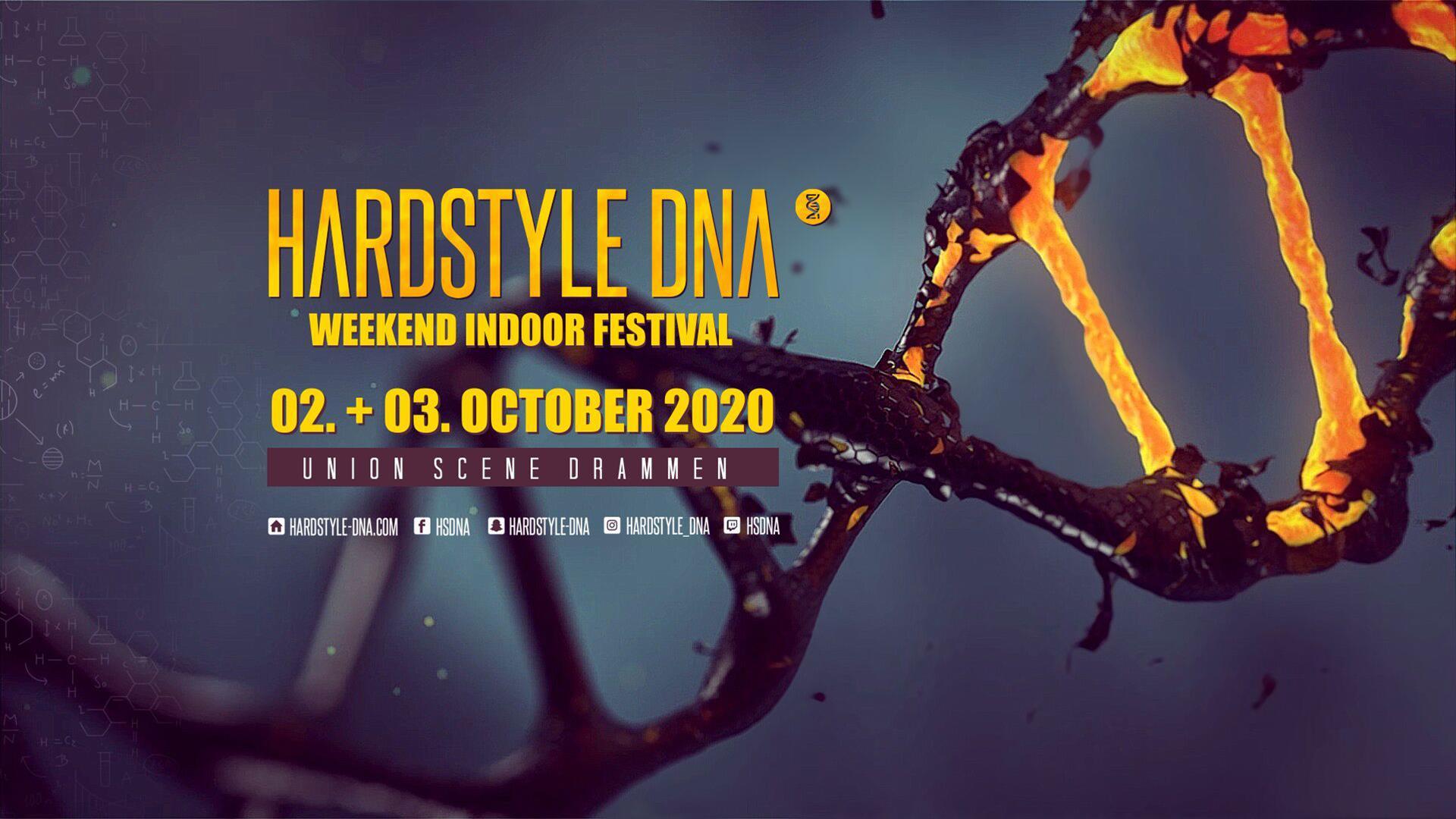 Hardstyle DNA