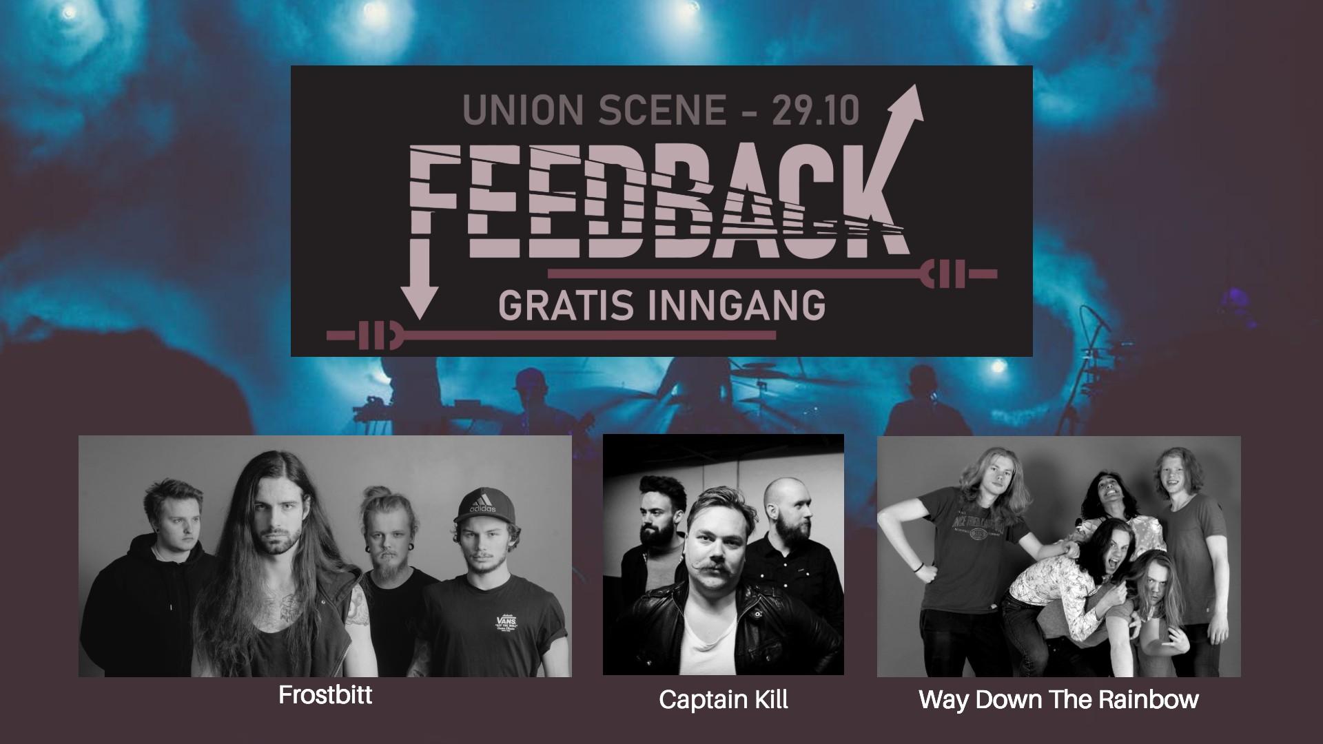 Feedback-konsert