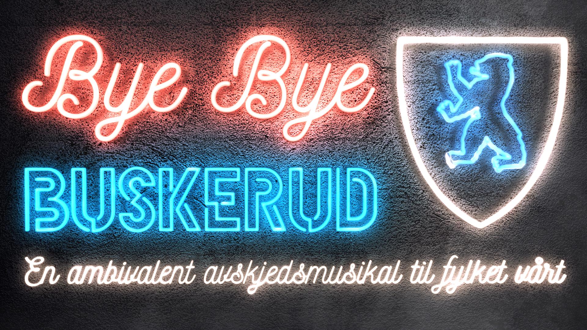 Bye Bye Buskerud
