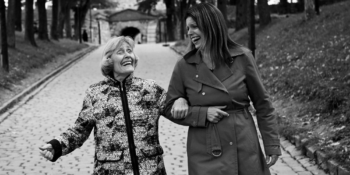 Ann-Helen Moen og Liv Glaser