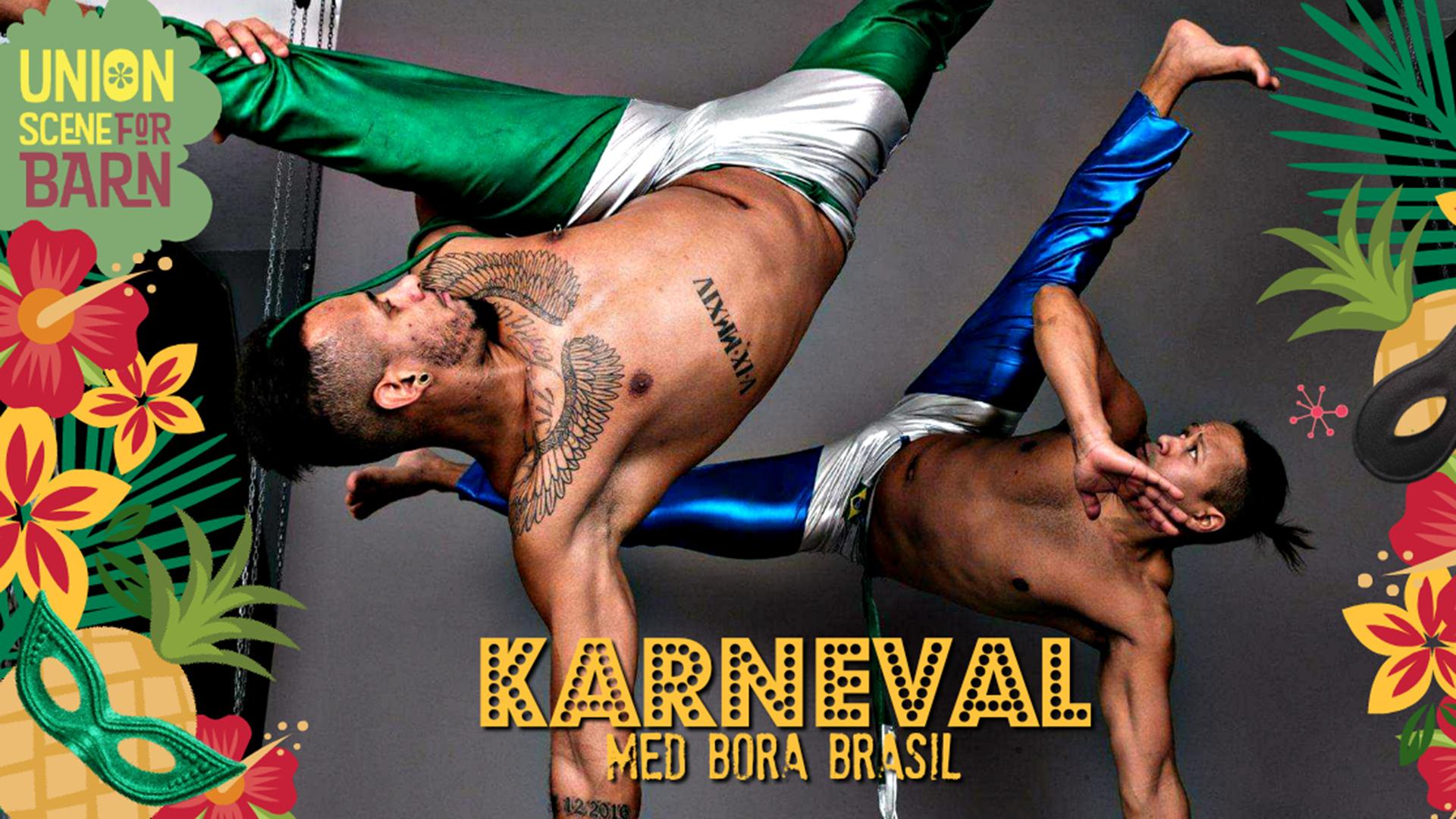 Karneval med Bora Brasil