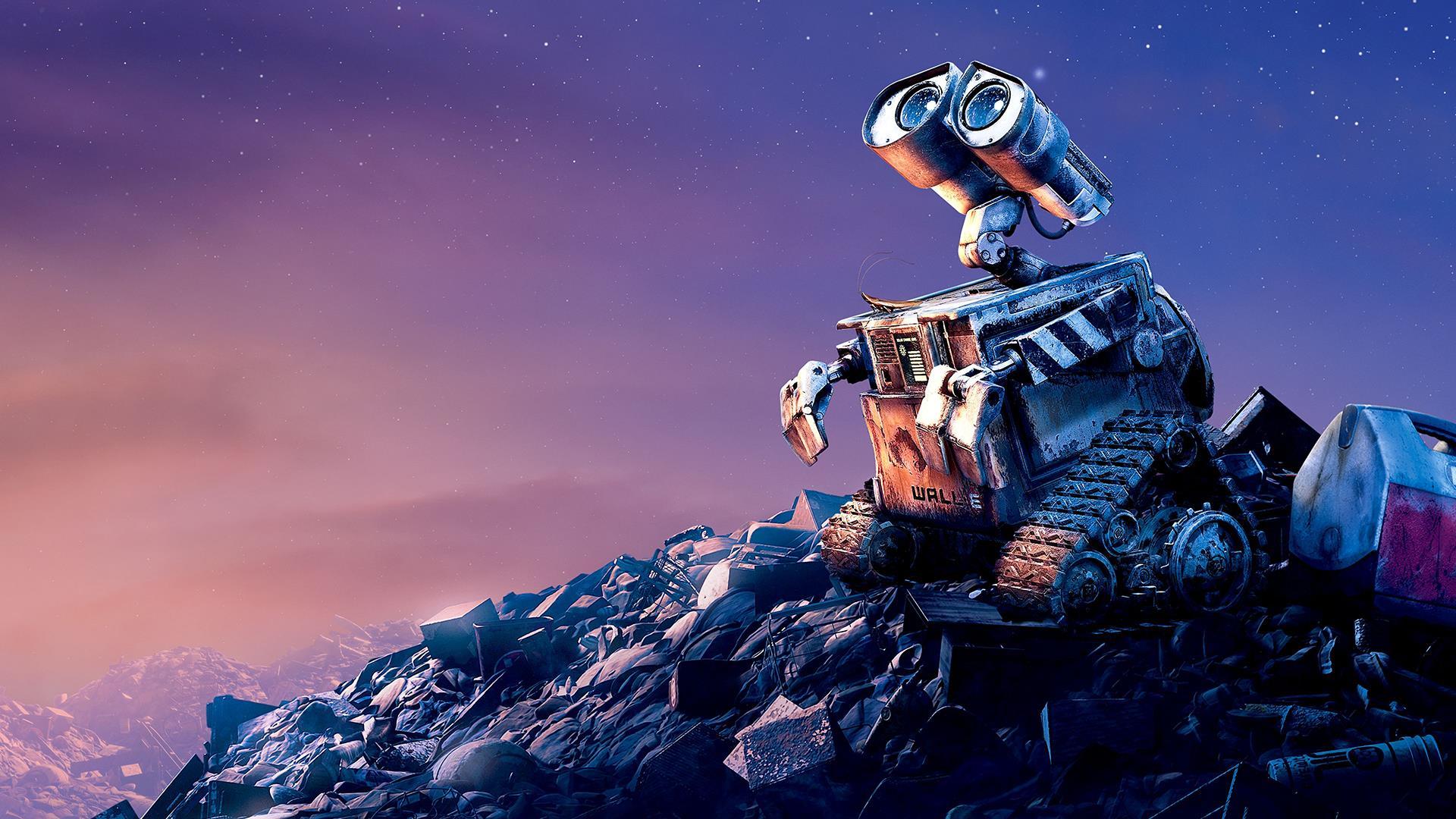 Filmklubb: WALL-E