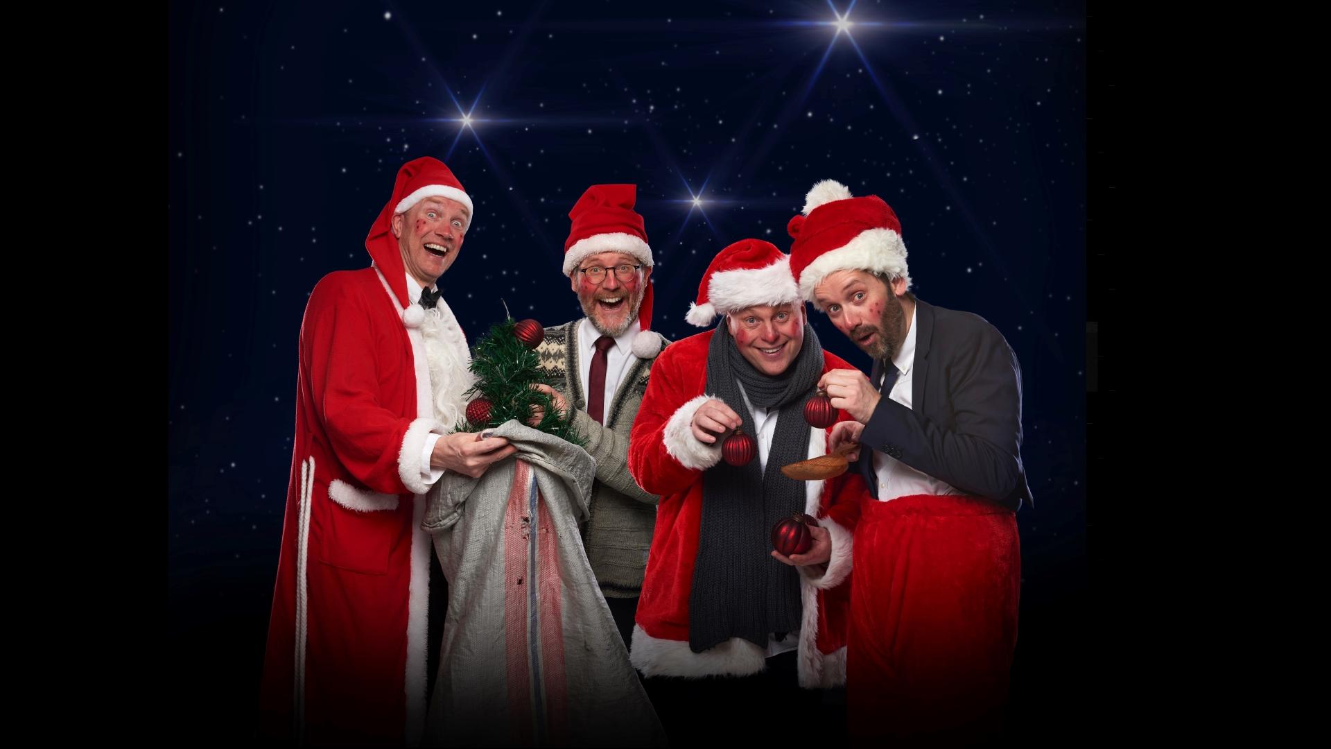 Tøyser jula in