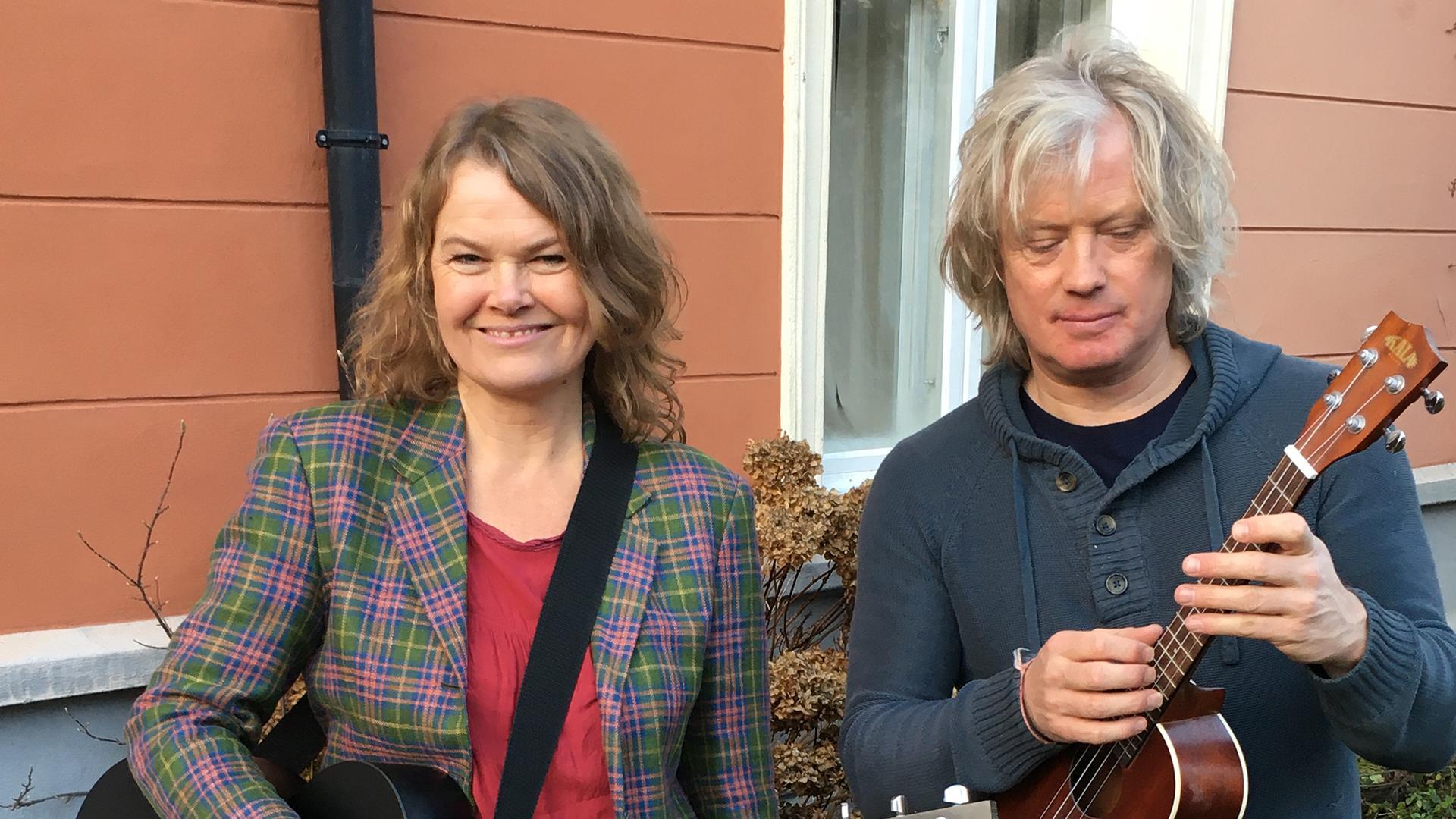 Elin Furubotn og Torbjørn Økland