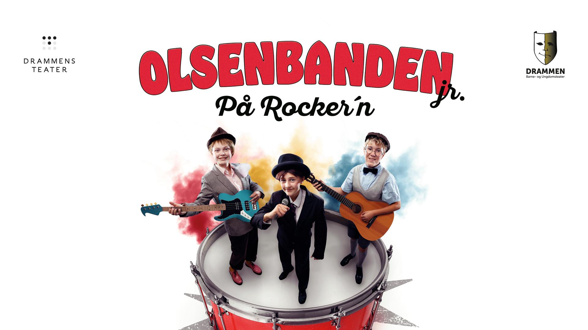Olsenbanden Jr. på Rocker'n