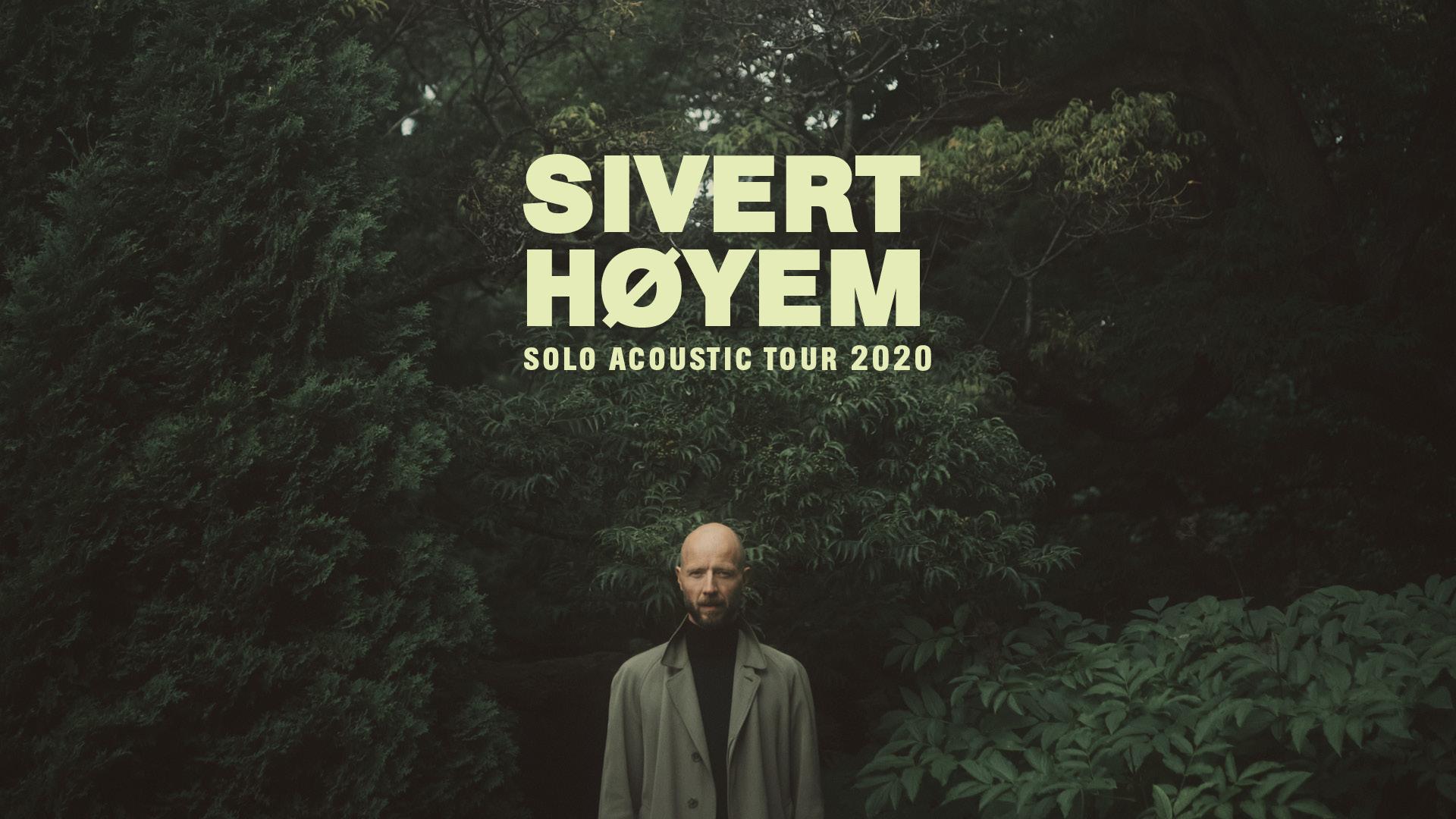Sivert Høyem