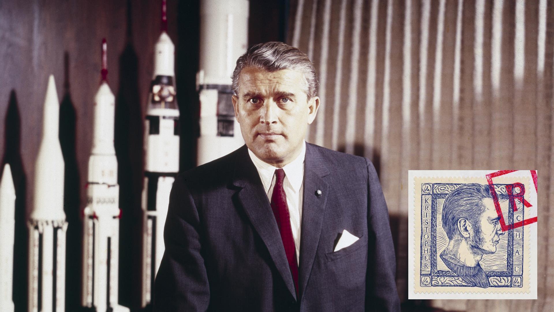 Rekommandert #57: Werner Von Braun