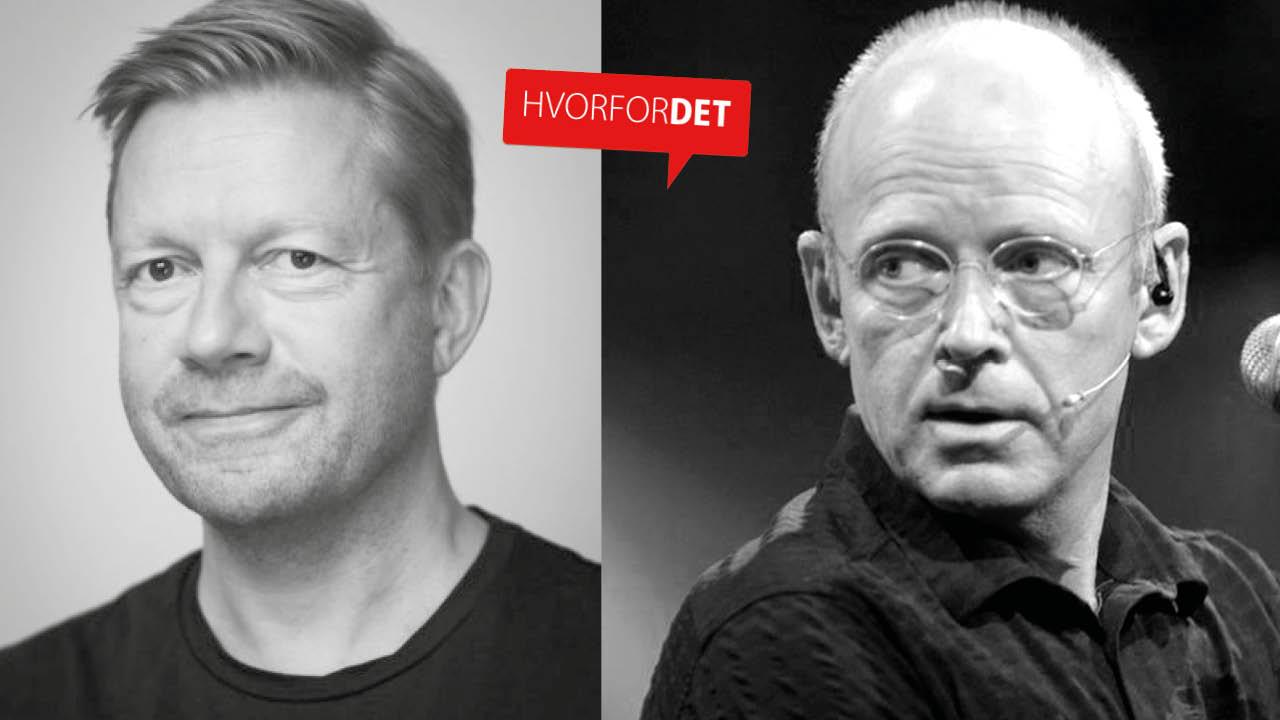 Trond-Viggo Torgersen / Bjarte Tjøstheim: Hvorfor det?