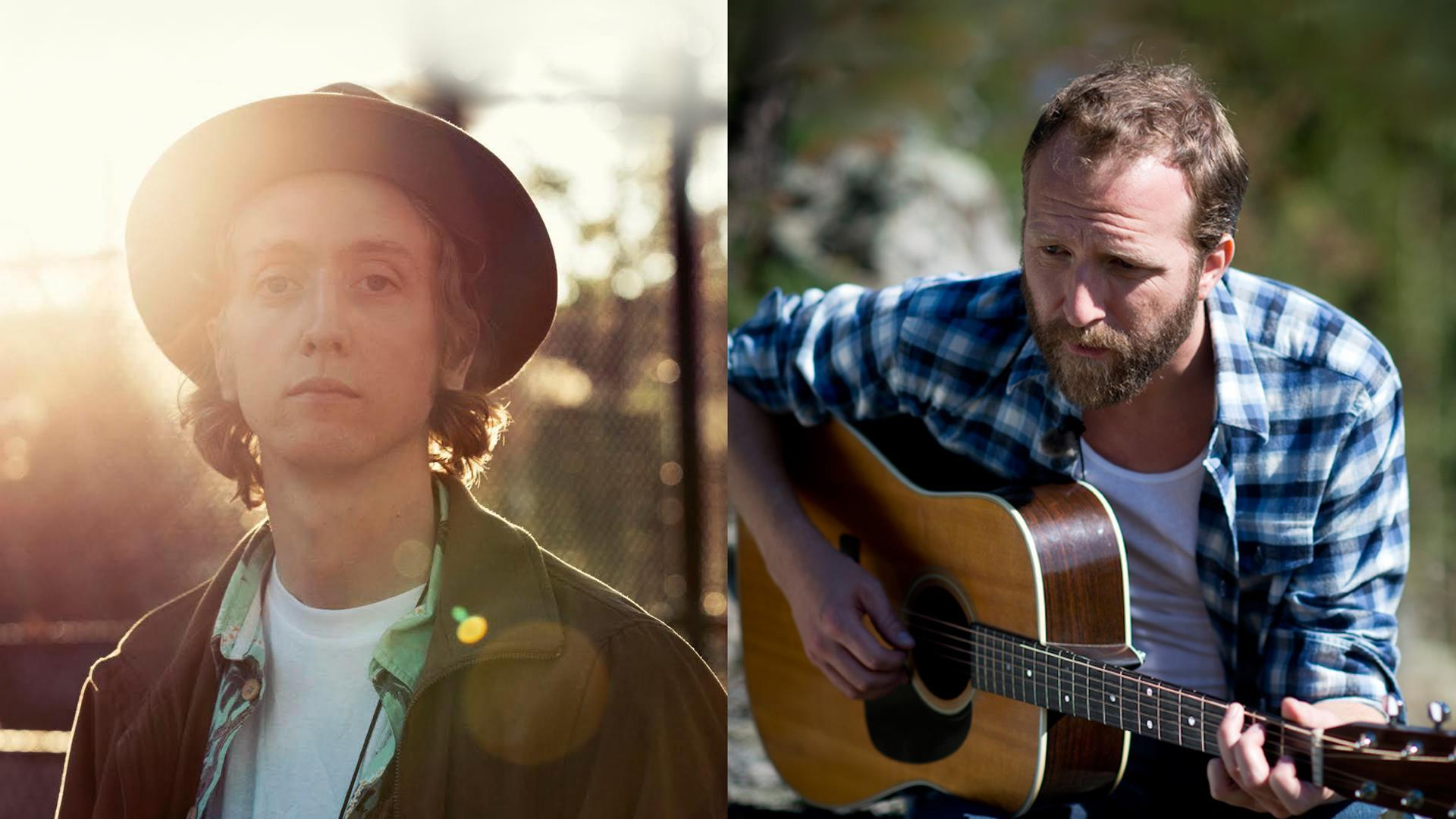 Jonas Alaska og Thom Hell