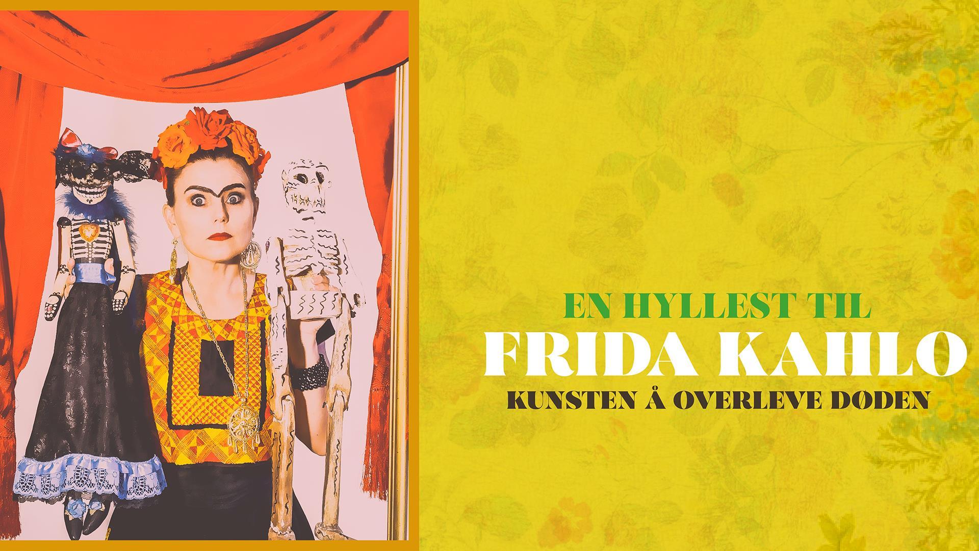 En hyllest til Frida Kahlo