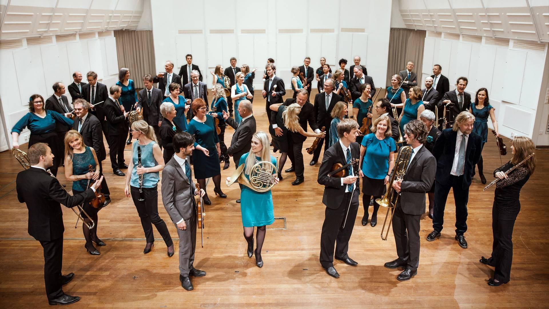 Norwegian Broadcasting Corporation's orchestra KORK