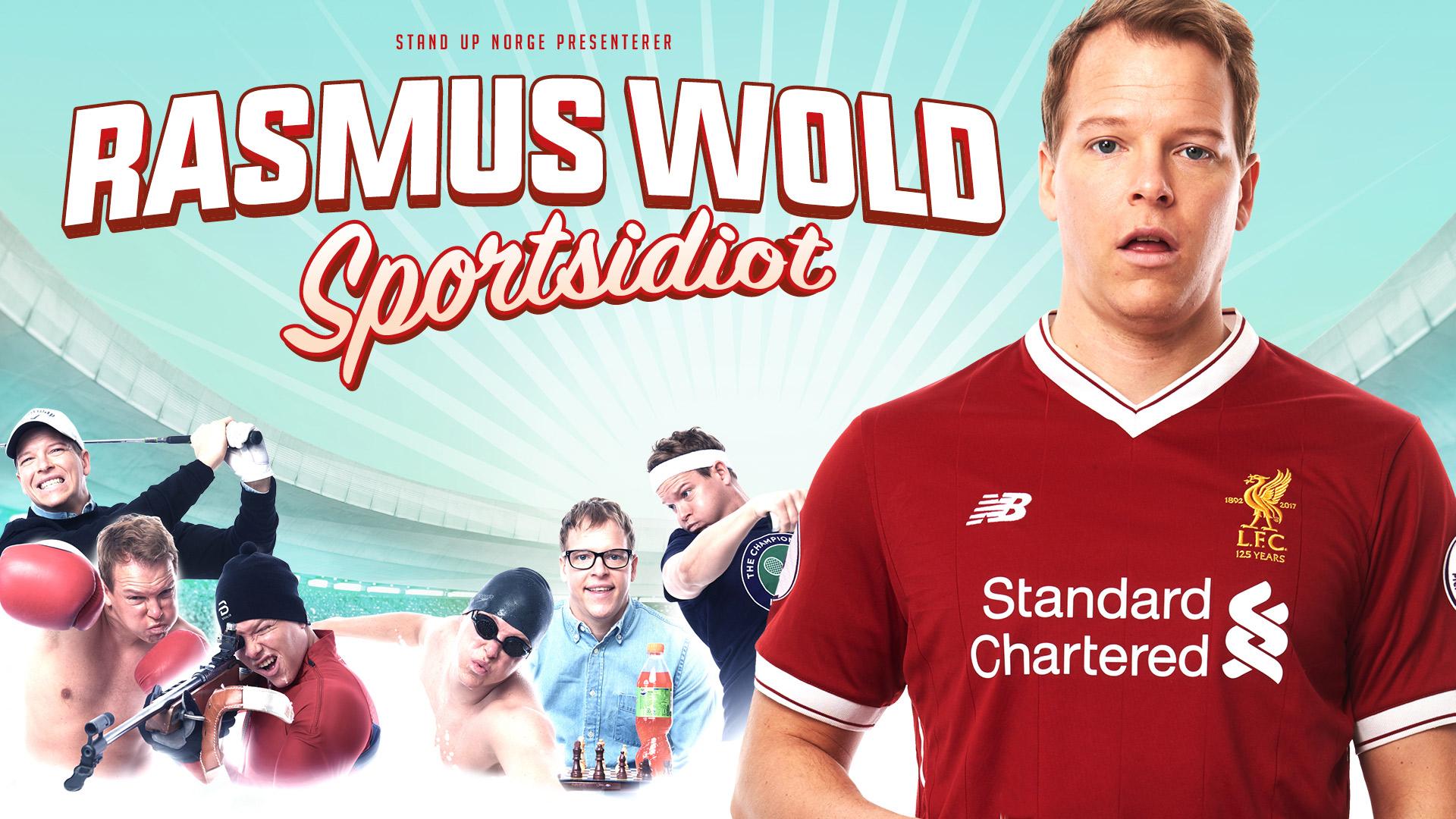 Rasmus Wold – Sportsidiot
