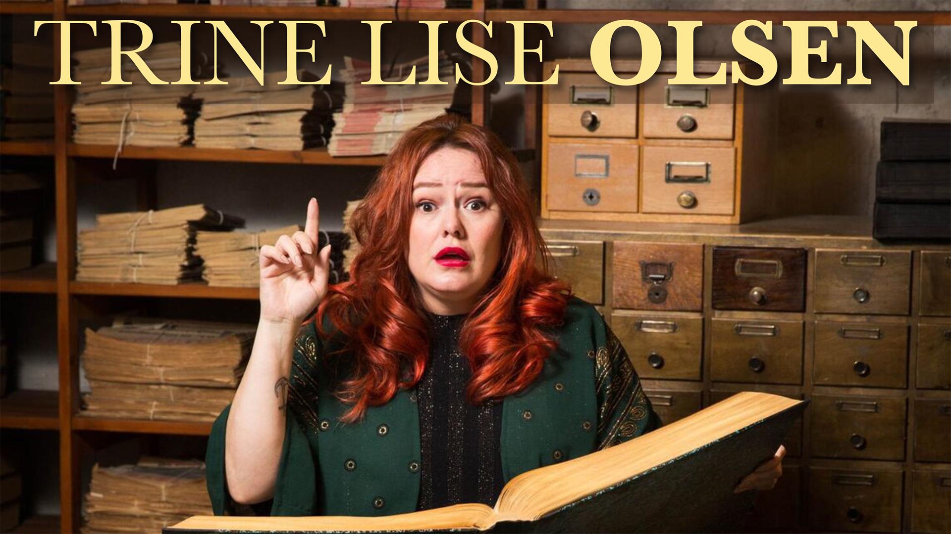 Den lille stemmen med Trine Lise