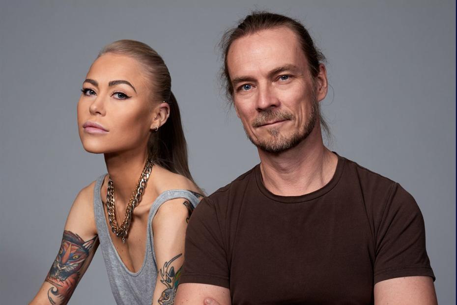 Peder Kjøs & Ingeborg Senneset: «Jævlig menneskelig»